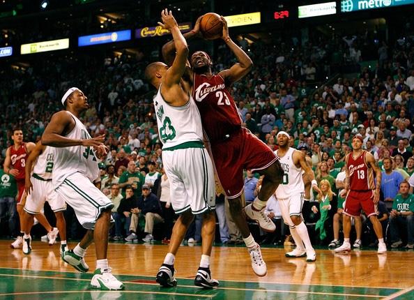 Game 7 2008 Semis